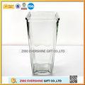 baratos de altura da mão de vidro soprado cilindro de flores vasos