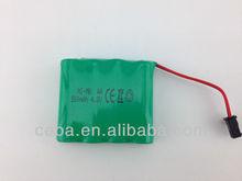 Shenzhen electronics NIMH battery pack 4.8v nimh battery