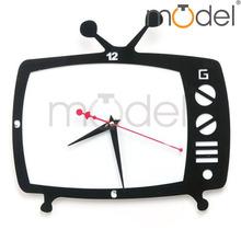 TV Shape Wall Clocks/Digital Funny Wall Clocks/Different Types Of Clocks