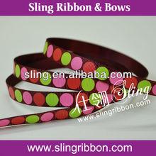 Wholesale Ribbon Dots Celebrate It Ribbon