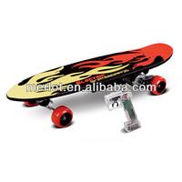 latest 4 wheel merlot cheap electric skateboard