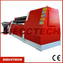 4 Rolls sincronizado Plate Bending máquina huevo máquina de rodillo de la máquina de envoltura