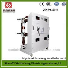ZN39-40.5 indoor 33kv vacuum circuit breaker
