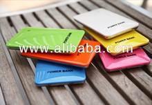 Ultrathin Portable Power Bank 10000mah