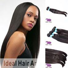 High Quality Wholesale Virgin Remy Brazilian Straight Hair