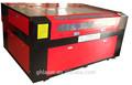 Máy cắt bằng tia laser co2 cnc hai đầu trung quốc giá rẻ / phân phối wanted