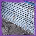 Matériau de construction liste deformed fer / acier bar