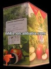 2014 hot BIB bag in box for apple juice,orange fruit juice