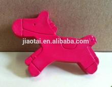 Kids 3D horse Shaped wax Crayons