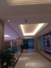 2015 special design of plaster paris of cornice with LED light inside
