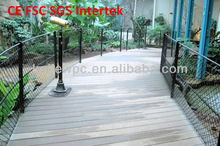 Pavement Decking Floor Easy Install For Outdoor Use Water Proof High Quality SGS Test Report