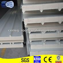 prefabricated aluminium composite panel building