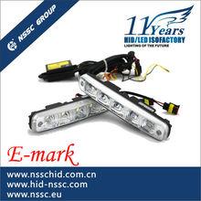 E-mark&CE&Rohs auto lighting system led daytime running light for sale