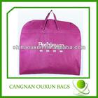 Durable dust free garment bag / suit cover