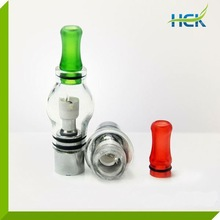 With Wholesale Price glass tank vaporizer pens