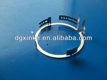 High quality sheet metal stamping tin plated ring shield