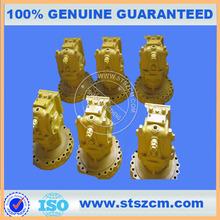 Original excavator swing motor assy 706-7G-01070 PC220-7