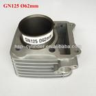 GN125 engine cylinder 62mm