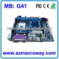Placa base DDR2 OEM G41 alta calidad