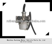 PZ19mm Cable Choke Carburetor carb 90 110 125cc ATV Quad dirt bike Motorcycle carburetor