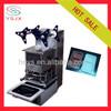 Automatic plastic food tray sealer