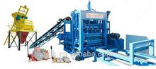 Hot Sale Product QTY6-15 Full Automatic Hydraulic Hollow Coal Gangue Block Making Machine
