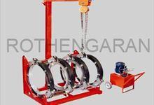 Hydraulic plastic pipe welding machine 500