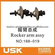 GX160 Generator spare parts rocker arm assy.