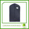 Wholesale non-woven suit cover with zipper