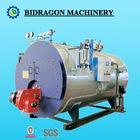 Industrial high thermal efficiency oil fired water tube boiler power plant