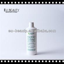 250ml hair shine plastic bottle