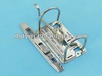 Customized top sell metal lock clips metal collar clip