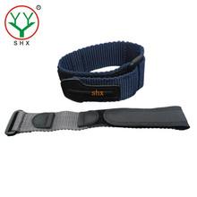take away nylon metal rings buckle watch bands from san he xing ye technology co.,ltd