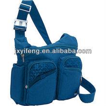 OEM Pack Cotton Waist Cross Body Bag Shoulder Design Ladies handbags Fashion Men 2014