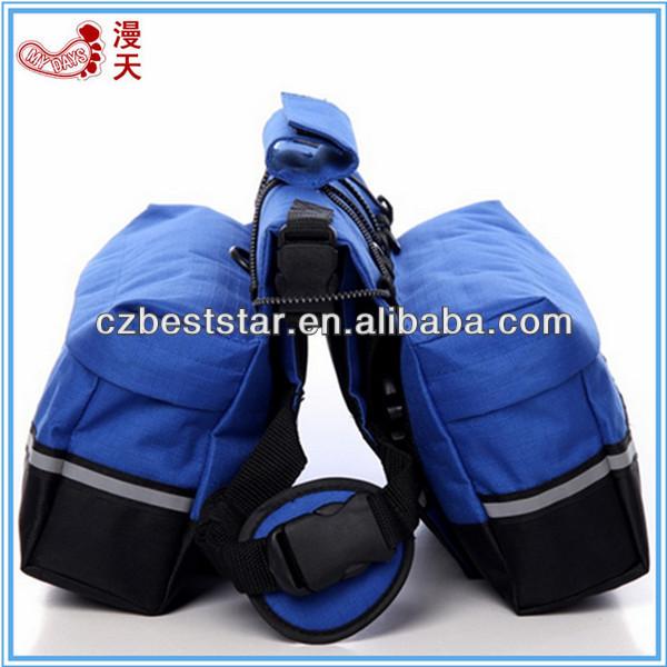 Dog Backpack Bag Dog Carrier Bag Backpack Saddle Bags For Hiking