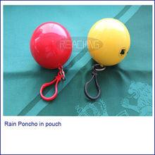 2014 Popular Sell Rain Coat Ball