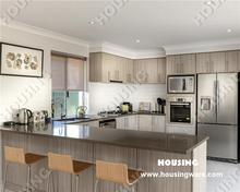 2014 newest design laminate finish kitchen cabinet / kitchen cupboard