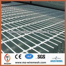 10 years manufactory stainless bar grating /trench cover plate Anping direct