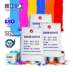 natural grade superfine barium sulfate for oil drilling