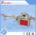 Control automático del plc cuchara de plástico/cuchillo/horcas/rastrillos horizontal de la máquina de embalaje