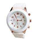 Vogue Quartz stainless steel waterproof watch
