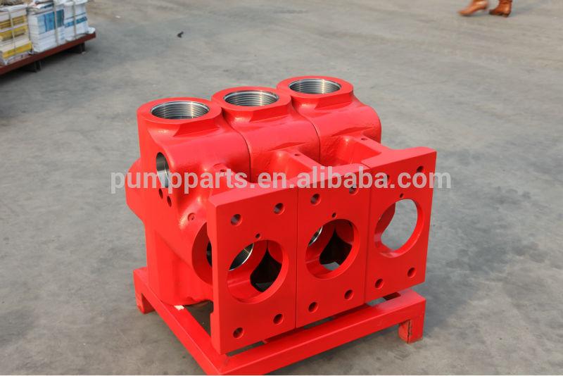 Halliburton Fluid End Assy Buy Plunger Pump Parts