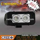 Gift!!! OWLLIGHTS High Power Spot/Flood light 4x4 offroad led light bar 4WD,SUVs,ATV,truck ,20w cree led light bar