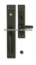 brass door handle code/lever handle/interior handle