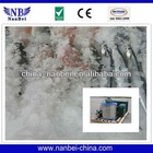 professional manufacturer dry flake ice machine for refreshing