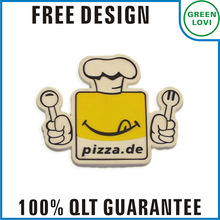 Free design Japan quality standard rubber 3d pvc fridge magnet