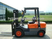 Hytger forklifter 2.5T forklift truck/The Most popular model Diesel forklift with CE