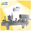 Linear Automatic Coffee Capsule Cup Filling and Sealing Machine