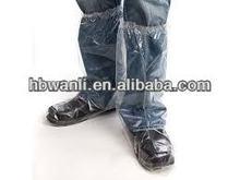 plastic boot cover