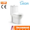 Hot sale Design washdowm /siphonic one piece toilet